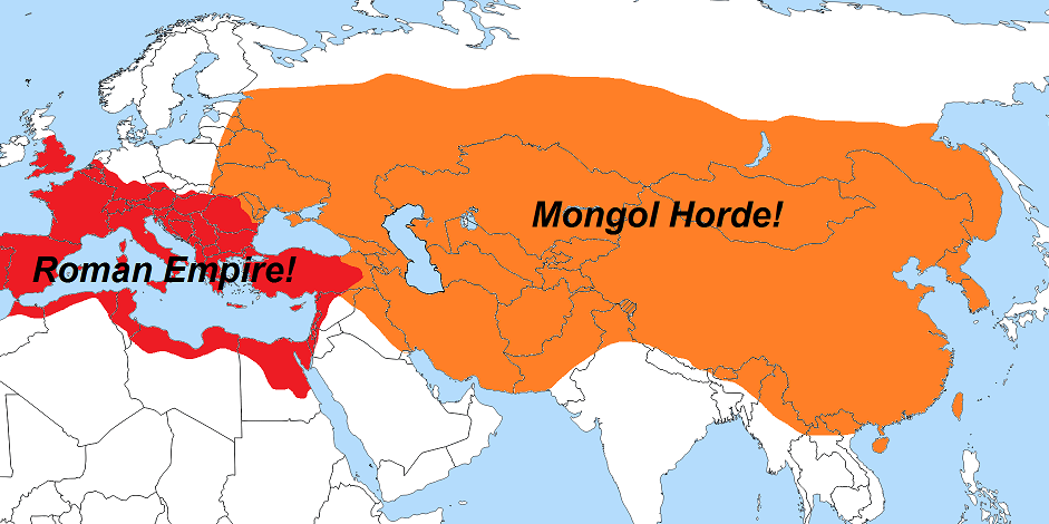 """mongol compare and contrast The effects of the mongol empire on russia on geohistory 